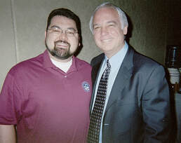 Marty Fahncke and Jack Canfield